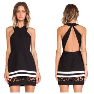 NWT Cameo vowels skirt